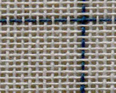 Используемые материалы для вышивки крестом
