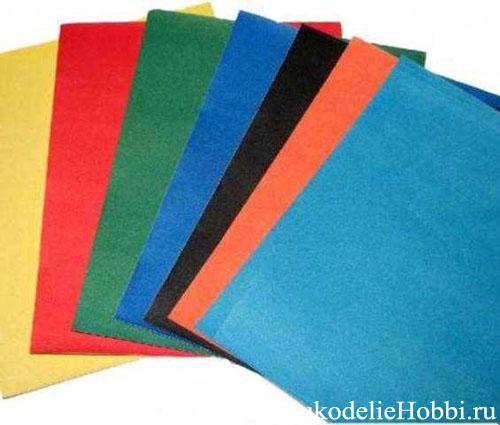 Разновидности бумаги - основные материалы