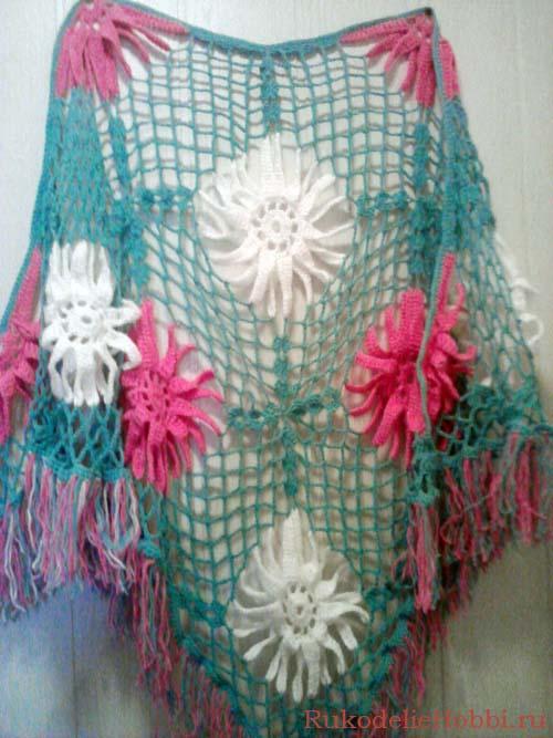 видеоуроки вязание крючком. сумки женские вязаные.